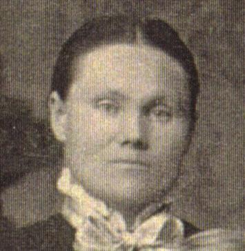 Picture of Annie Munro Hay, circa 1883